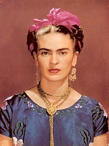 CGFA- Bio: Frida Kahlo