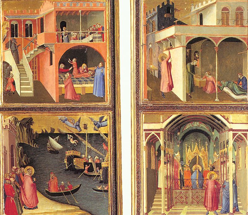 the life of st nicholas Through the centuries many stories and legends have been told of st nicholas' life and deeds.