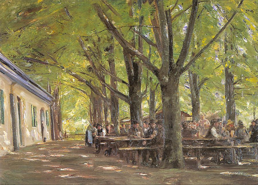 Country Tavern at Brunnenburg