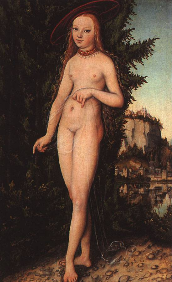 Cranach Lucas the Elder