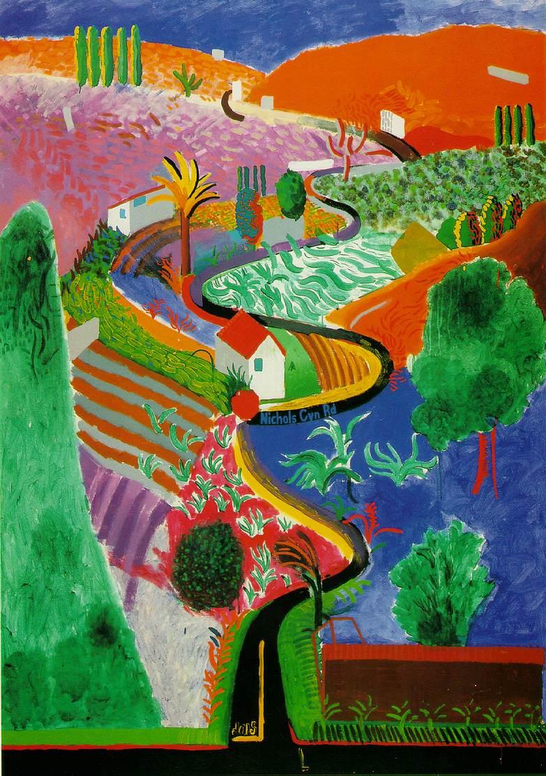 Webmuseum Hockney David