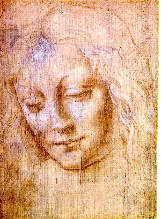 Webmuseum Leonardo Da Vinci From Sketches To Paintings