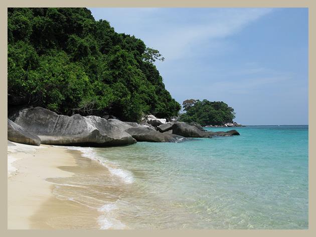 Малайзия. Тиоман. Malaysia. Tioman. 3